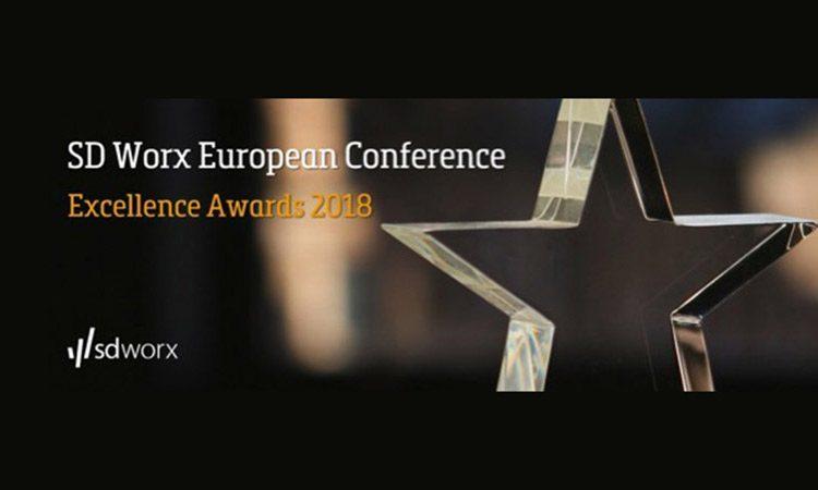 Seresco nomeada para os SD Worx Excellence Award!