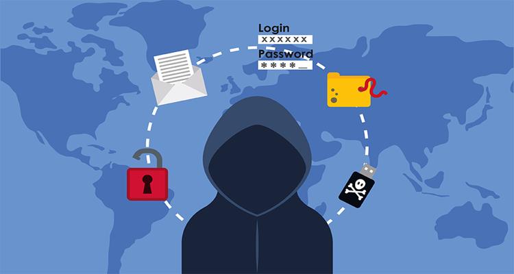 Ataques cibernéticos aumentam, com o aumento do consumo de internet devido a isolamento social